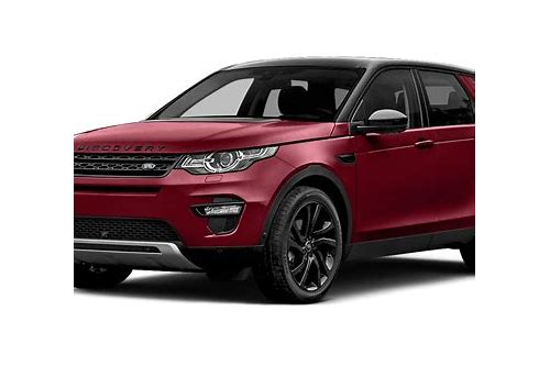 best land rover discovery sport deals