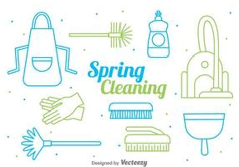 spring house cleaning vector spring house cleaning tools download free vector
