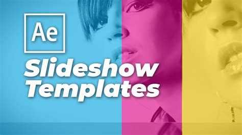 Envato After Effects Template by After Effects Slideshow Templates Videohive Envato