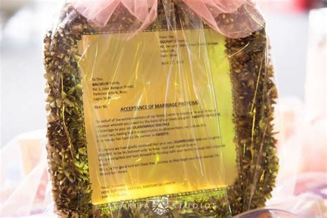 Marriage Letter Nigeria 17 Best Images About Miscellanous On Traditional Cupcakes Decorating And Bead Necklaces
