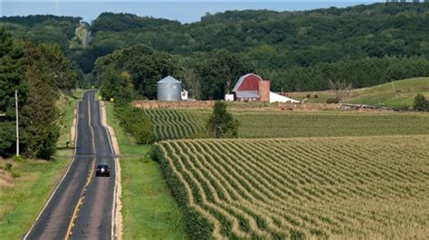 wisconsin farm land: mercurysoft1: galleries: digital