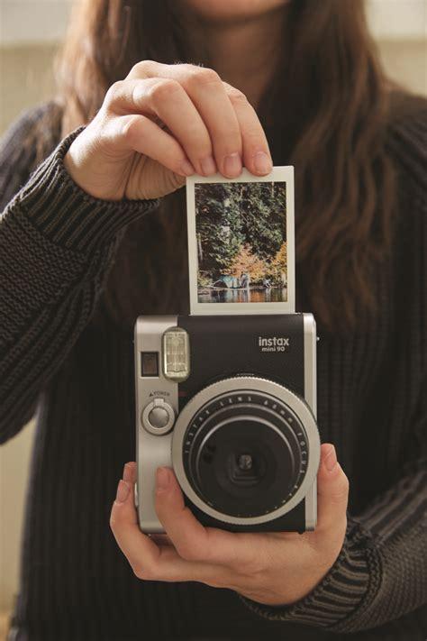 retro polaroid fujifilm instax mini 90 black photography shop