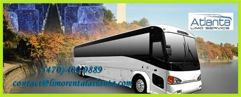 comfort bus rental reach the destination for your wedding with an atlanta