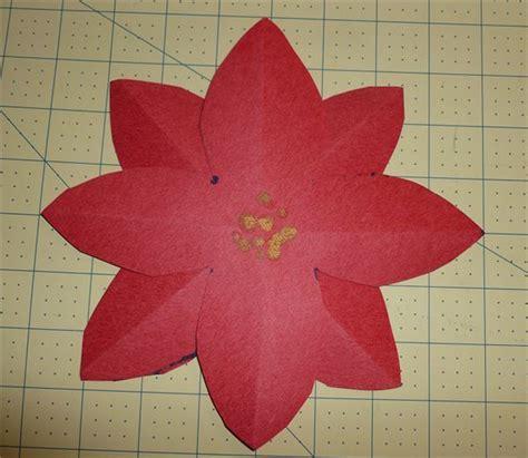 Poinsettia Pattern For Kindergarten | free printable poinsettia template new calendar template