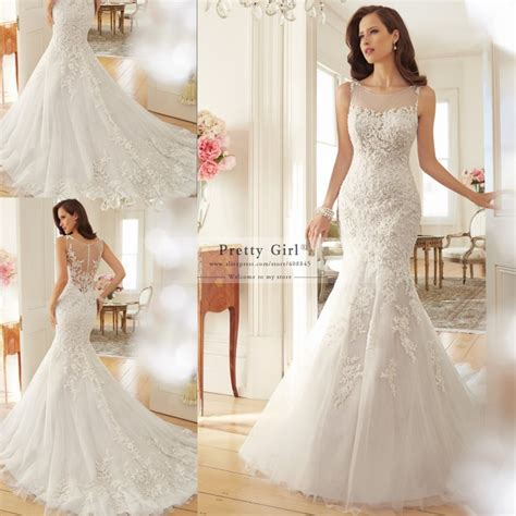 aliexpress wedding dress aliexpress com buy new romantic court train sheer