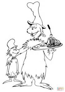 dr suess coloring pages free coloring pages of ham