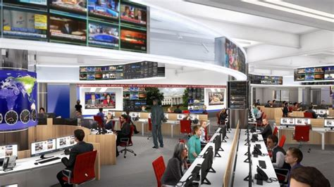 New Open Floor Plans fox news announces plans for new centralized newsroom