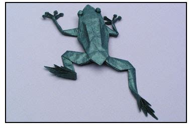 Origami Tree Frog - tywkiwdbi quot wiki widbee quot september 2008