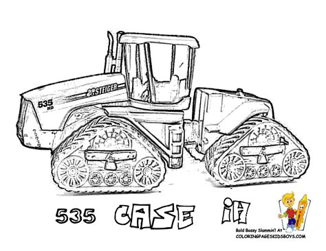 printable coloring pages tractors boys free tractor coloring tractors tractor parts