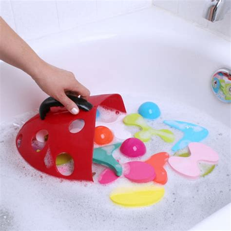 kids bathtub toys kids bath toys storage container from boon