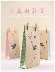 d i y stylish party favour bags free templates 187 eat