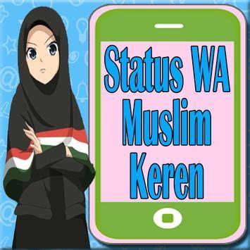 status wa muslim keren  android apk
