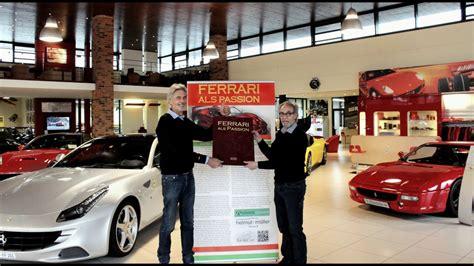 Eberlein Ferrari by Ferrari Eberlein Kassel Youtube