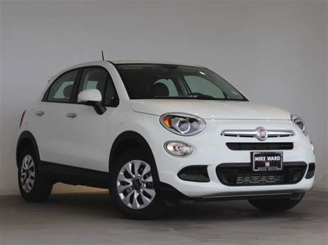 fiat lease offers 2017 fiat 500x pop lease offer available at mike ward fiat