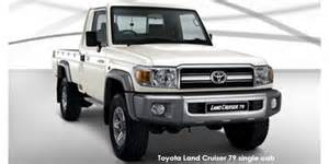 Toyota Up Models Toyota Land Cruiser 79 Up 2017 Review Toyota Sa