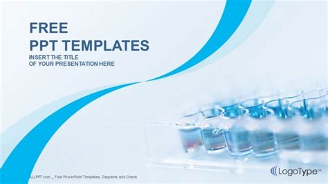 ppt templates free download biology microtiter education powerpoint templates