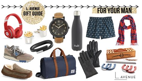 gifts for your man l avenue