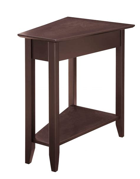 Triangle Accent Table Triangle End Table Home Furniture Design