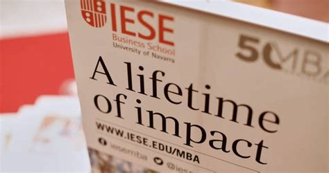 Http Mba Iese Edu Events by How Can You Get To Iese Iese Mba