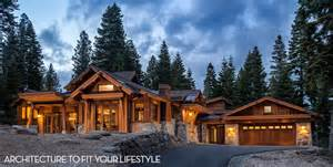 mountain homes plans lavish mountain home design or classic tahoe style ski