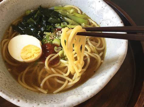 cucinare ramen ramen noodles una giapponese in cucina
