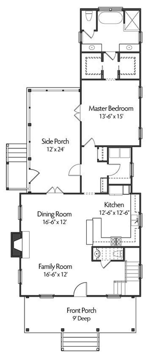 Upstairs Bedroom Layout Like The Floor Layout Of The Kitchen Fr Dr With