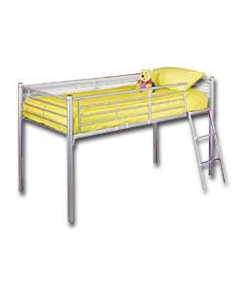 Metal Sleepers by New Metal Mid Sleeper Baby Cots And Cot Bed Review