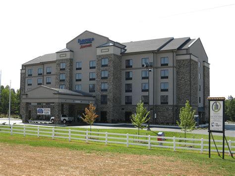 Garden Inn Fairfield by Fairfield Inn Suites Elkin Nc Isom Ham Design