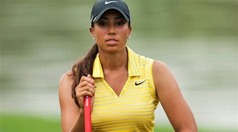 M2 To Feet by Cheyenne Woods Emerges From Tiger S Shadow With Australian