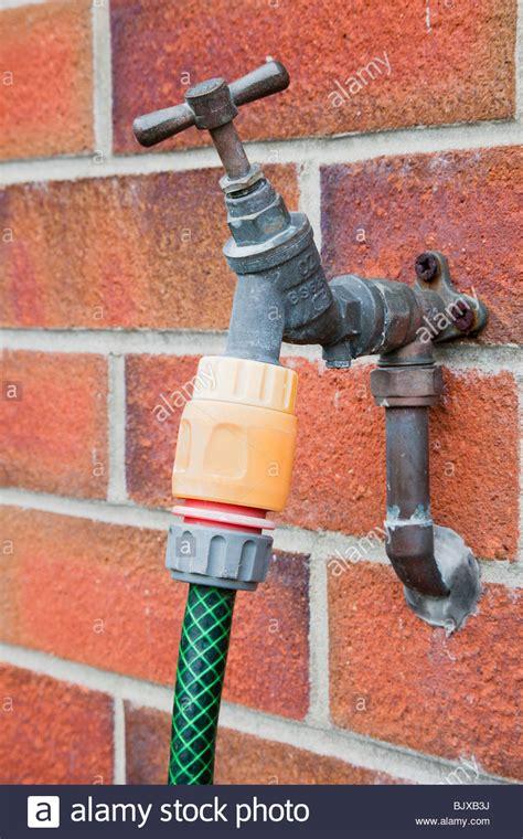 britain uk  tap  hose pipe connector