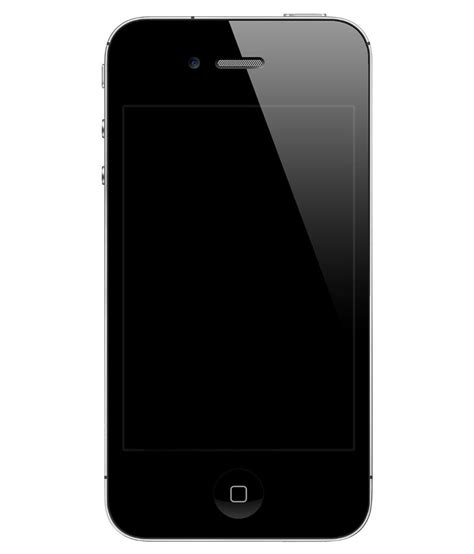 Iphone 4s 16gb Black apple iphone 4s 16gb black mobile phones at low prices snapdeal india