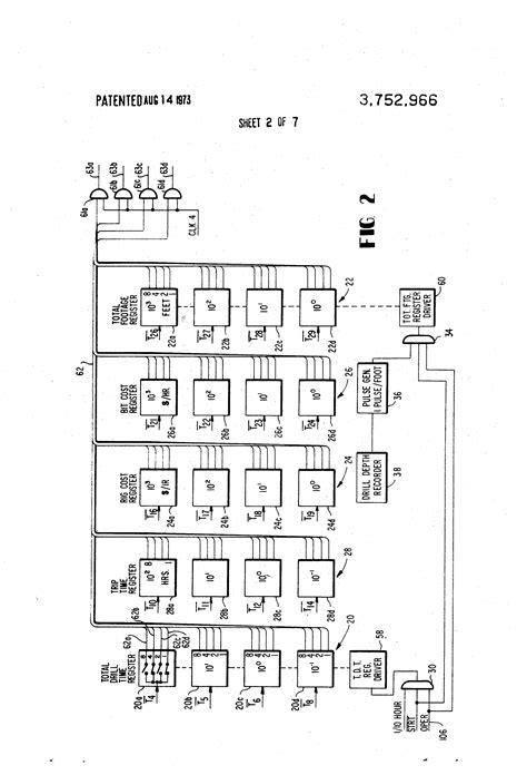 Patent US3752966 - Drill bit utilization optimizer