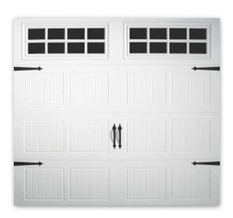 doorlink  grooved ranch panel garage door open
