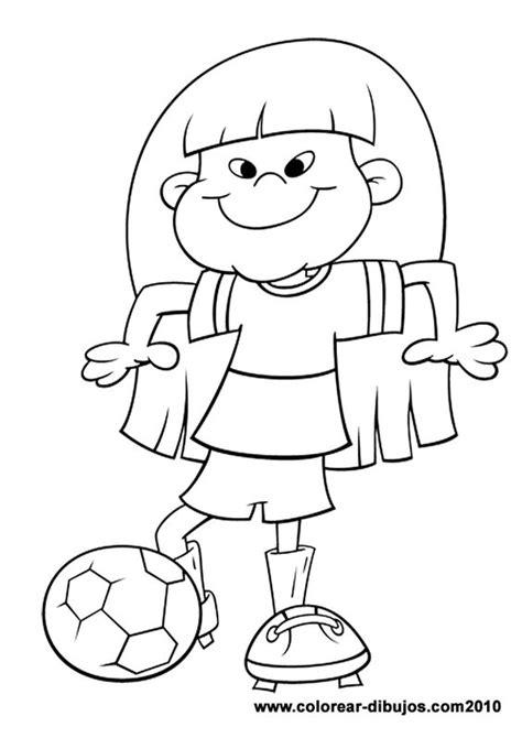 imagenes niños haciendo deporte para colorear dibujos de deportes para colorear dibujos de ni 241 a con