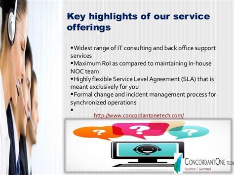 outsourced noc and help desk services noc help desk services
