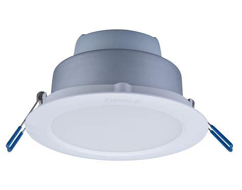 Lu Led Opple leddownlightrc hz r125 7w dim 3000 wh opple lighting