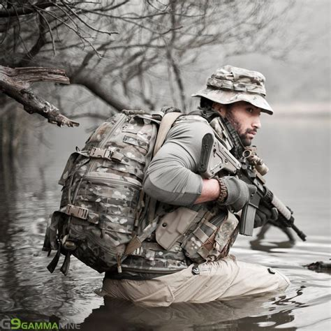 special forces combat gear shtf load out gonebeforegridlock i like the set up river crossing guns tactical and