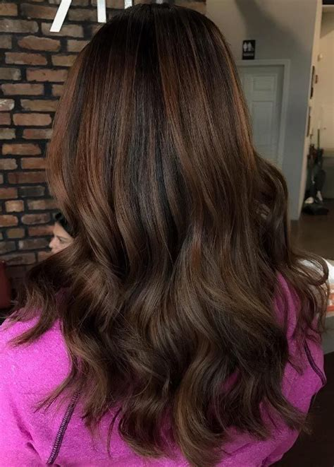 mahoganey hair with highlights the 25 best mahogany highlights ideas on pinterest