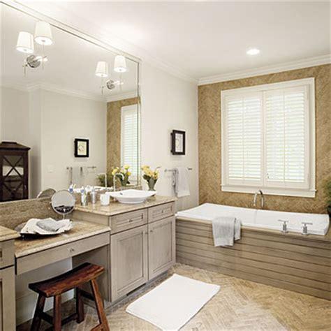 Southern Bathroom Ideas by Master Bathroom Decorating Design Design A Modern Tub