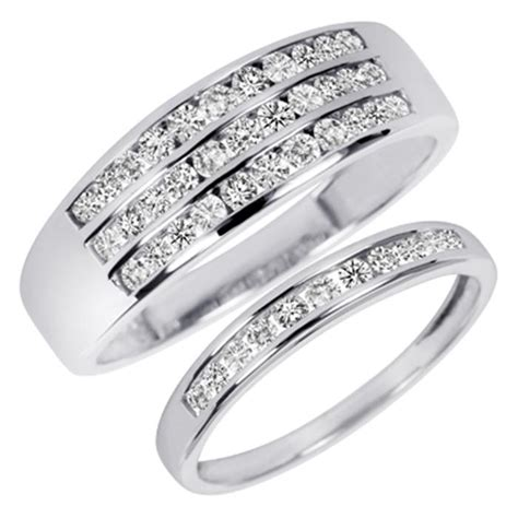 his and hers wedding bands wedding and bridal