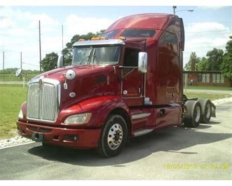 2013 kenworth trucks for sale 2013 kenworth t660 sleeper truck for sale newnan ga