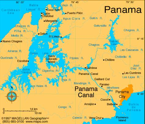 Panama Canal On World Map by Sky Amp Telescope Quot Cosmic Trails Quot Cruise Itinerary Page