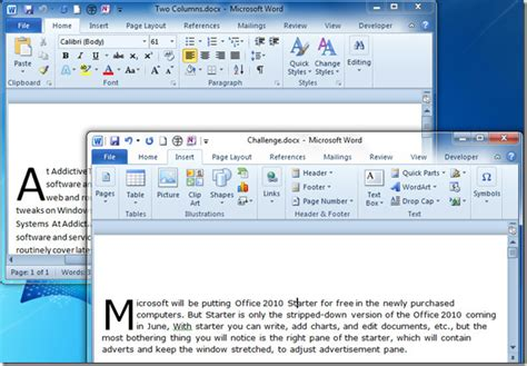 Merge 2 Word Documents Together