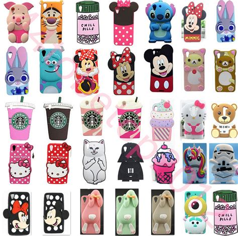 Silicon Casing Softcase 3d Lg Lg Magna 4 3d disney silicone rubber soft cover for htc