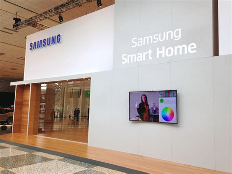 smartthings powers the samsung smart home smartthings