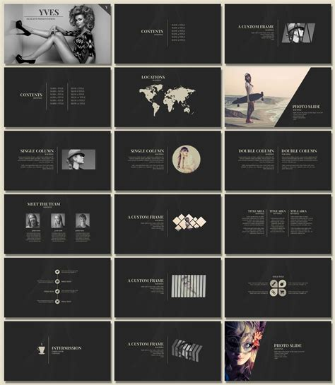 powerpoint themes pinterest 20 outstanding professional powerpoint templates
