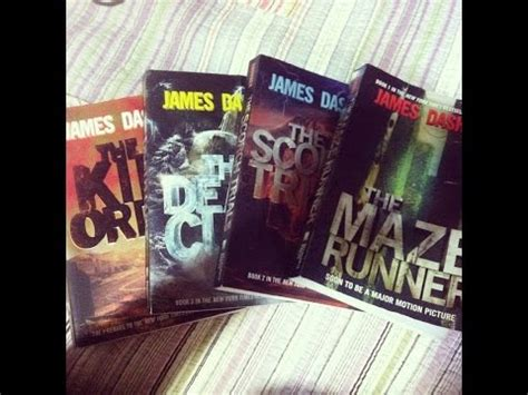 runner s runner s series books book review the maze runner series