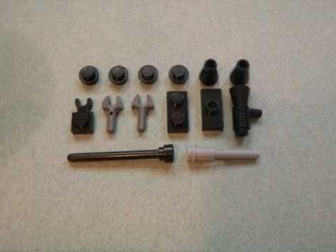 lego sniper tutorial ej lego tutorial 50 cal backpack youtube