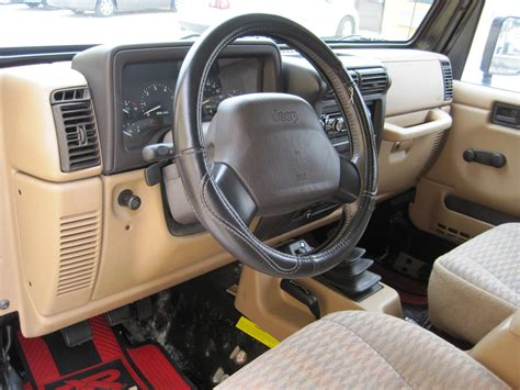 2000 Jeep Interior by 2000 Jeep Wrangler Interior Pictures Cargurus