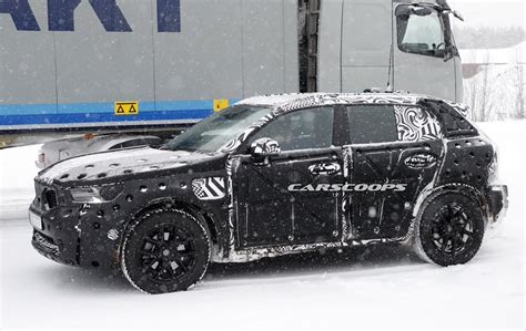 volvo xc baby suv scooped  production body carscoops